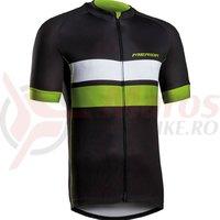 Tricou Merida 278 verde/negru