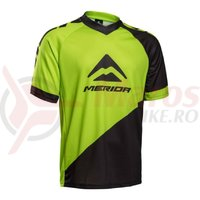 Tricou Merida F196 Freeride green/black