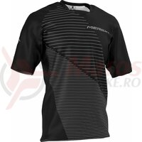 Tricou Merida Freeride Triangle negru/gri