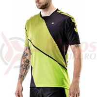 Tricou Merida Freeride Triangle verde
