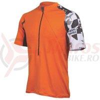 Tricou MTB launch barbati Pearl Izumi ride orange
