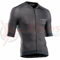 Tricou Northwave Extreme, Black/Gray