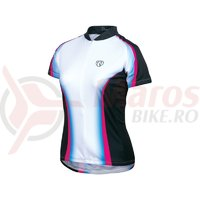 Tricou Pearl Izumi select LTD maneca scurta femei ride pink horizon