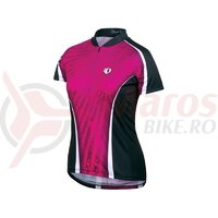 Tricou Pearl Izumi select LTD maneca scurta femei ride pink-sunsetflake