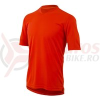 Tricou Pearl Izumi summit top short sleeve men ride red