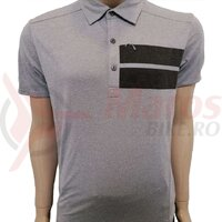 Tricou polo Shimano transit short sleeve alloy