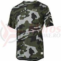 Tricou Ranger Dr Ss Fox Jersey [Grn Cam]