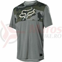 Tricou Ranger DR SS jersey [grn cam]