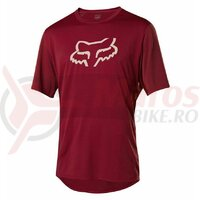 Tricou Ranger SS Foxhead jersey [chili]