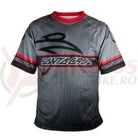 Tricou Santa Cruz Trail Jersey Black