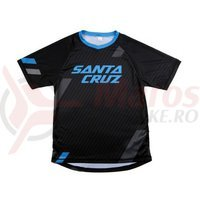 Tricou Santa Cruz Trail Jersey Blue