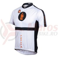 Tricou select LTD barbati Pearl Izumi ride robot white