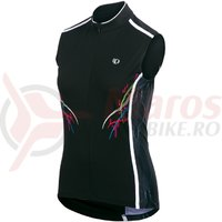 Tricou select sleeveless femei Pearl Izumi ride black spyro