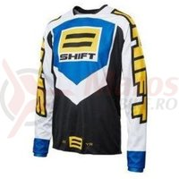 Tricou Shift MX-Jersey Whit3 20 Year Throwback jersey black
