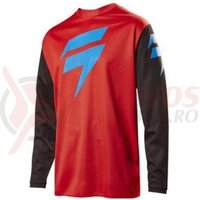 Tricou Shift MX-Jersey Whit3 Ninety Seven jersey red
