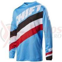 Tricou Shift MX-Jersey Whit3 Tarmac Jersey blue