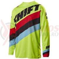 Tricou Shift MX-Jersey Whit3 Tarmac Jersey florida yellow