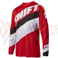 Tricou Shift MX-Jersey Whit3 Tarmac jersey red