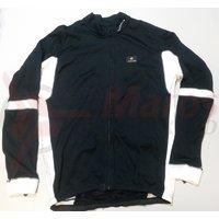 Tricou Shimano Accu-3D maneca lunga pentru iarna negru/alb
