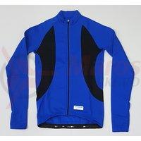 Tricou Shimano Originals maneca lunga pentru copii iarna albastru
