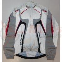 Tricou Shimano Performance dura ace maneca lunga negru/rosu
