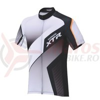 Tricou Shimano performance maneca scurta barbati Dura-Ace race wh/bk