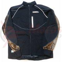 Tricou Shimano Performance windflex silver maneca lunga MTB negru/bronz