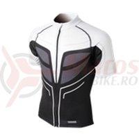 Tricou Shimano Print 2 cu maneca scurta negru