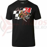 Tricou Trackside Ss Tee [Blk]