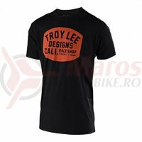 Tricou Troy Lee Designs Blockworks Black