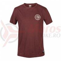 Tricou TSG Cyrcle S/S - Oxblood