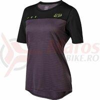Tricou Wmns Flexair SS jersey [drk pur]