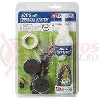 Tubeless Kit Joes FV/17-21mm