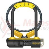 Lacat U-Lock Onguard Bulldog Mini DT 8015C  90 x 140mm, 13mm