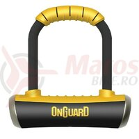 Lacat U-Lock Onguard Pitbull Mini 8006 90 x 140mm, 14mm