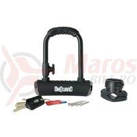 Lacat U-lock Onguard Pitbull Mini 8006X 90 x 140mm,14mm