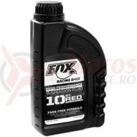 Ulei Fox pentru suspensii 10WT Red 0.94l
