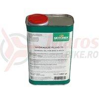Ulei mineral Motorex Hydraulic Fluid 75 1L