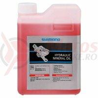 Ulei Mineral Shimano 1 L Rosu