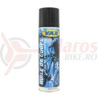 Ulei pentru frezat aerosol biodegradabil 250ml Var Tools