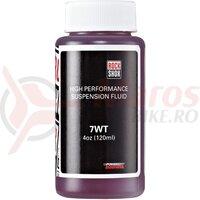 Ulei pentru suspensie RockShox 7WT, 120 ml