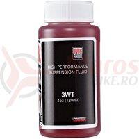 Ulei suspensie RockShox 3WT 120 ml