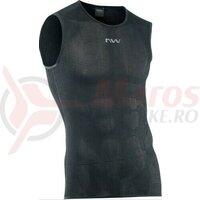 Underwear Northwave light sleeveless negru