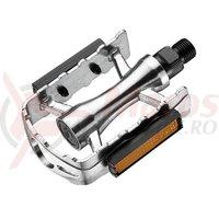 UNION Pedale SP-610 aluminiu argintii filet 9/16 AM C