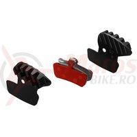 UNION Placute de frana metalice cu radiator DBP-57SC-set Avid X0 trail si Sram Guide C