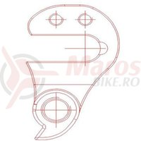 Ureche schimbator Merida Warp Time HFS6/4