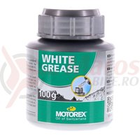 Vaselina Motorex White Grease 628 100g.