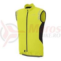 Vesta antivant Shimano Performance compact unisex lime/yellow