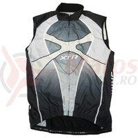 Vesta antivant Shimano performance xtr negru/alb/alb