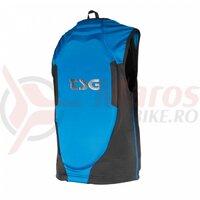 Vesta cu protectii TSG Backbone Junior - Black Blue